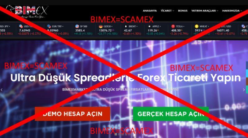 Мошенники из BIMEX MARKETS LTD используют чужие лицензии
