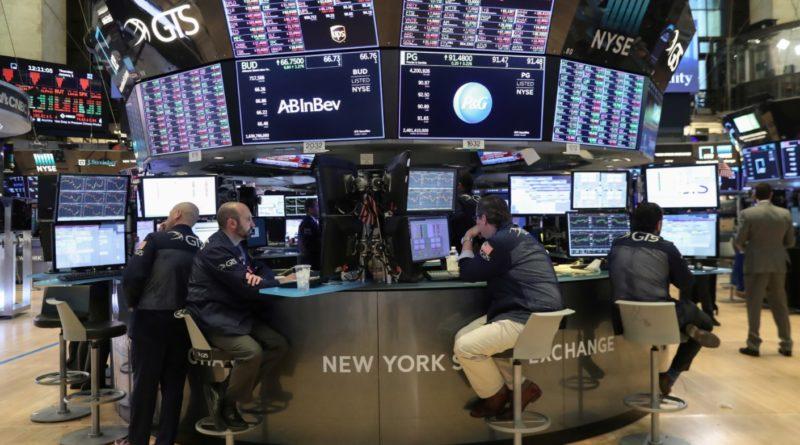 Фондовые индикаторы США снизились