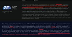 Регистрационный адрес компании WealthMax (wealthmax.fm) и Maxwell (maxwell.fm)