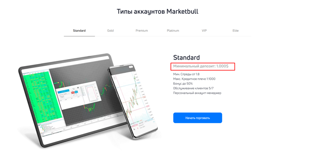 Компания Marketbull - Мы легко сольем Ваш депозит в ноль!!
